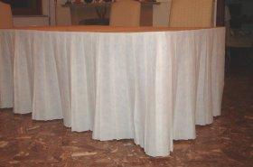 Tovaglie lunghe 3 metri modificare una pelliccia - Mollettone per tavolo ...